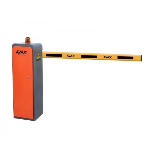 Kit bariera acces auto electromecanica, brat de 6 metri, AVAX