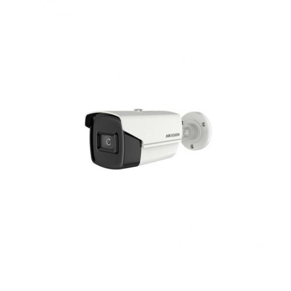 Camera de supraveghere AHD Bullet, 8MP, IR 80m, 2.7-13.5mm, Hikvision DS-2CE19U1T-IT3ZF