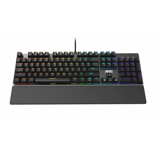 AOC KB GK500 - Outemu Red - US Int.