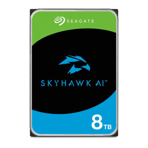 Hard disk 8TB - Seagate Surveillance SKYHAWK AI ST8000VE