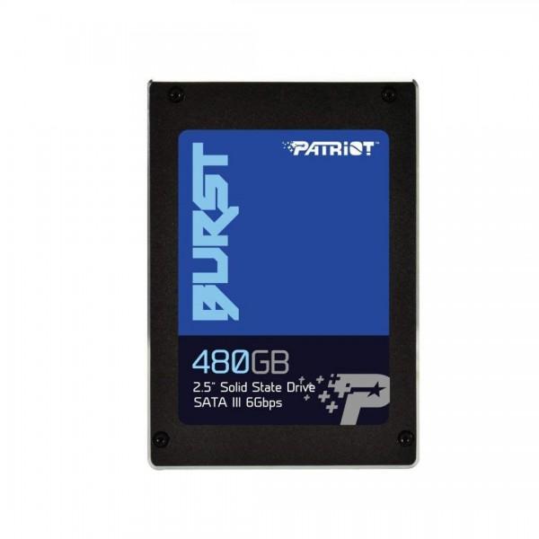 PT SSD 480GB SATA PBU480GS25SSDR
