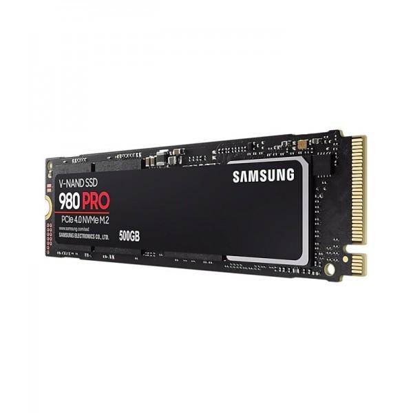 500GB SSD Samsung 980 PCIe M.2 NVMe