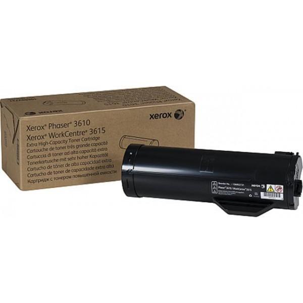 XEROX 106R02732 BLACK TONER CARTRIDGE