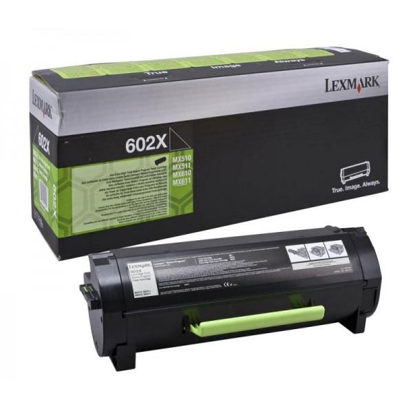 LEXMARK 60F2X00 BLACK TONER