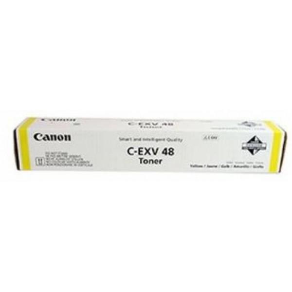 CANON CEXV48Y YELLOW TONER CARTRIDGE