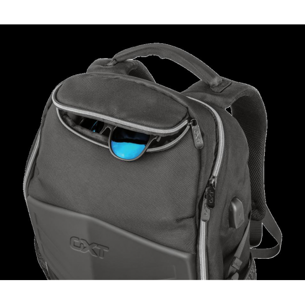 """Trust GXT 1255 Outlaw Backpack Black 15"""""""