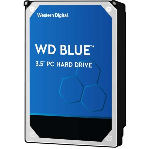 WD HDD3.5 6TB SATA WD60EZAZ