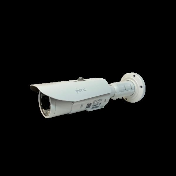 Camera IP LPR - recunoastere numere si control bariera auto, cu ANPR integrat