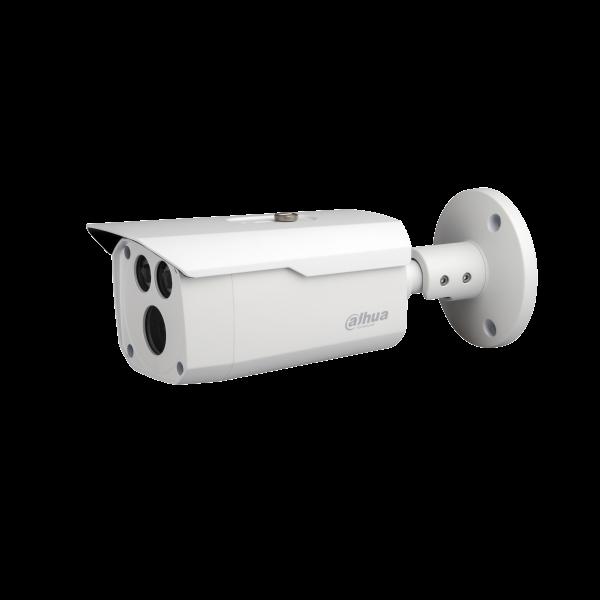 Camera de supraveghere HDCVI Bullet, 5MP, IR 80m, 3.6mm, Dahua HAC-HFW1500D-0360B