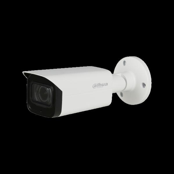 Camera de supraveghere HDCVI Bullet, 2MP, IR 80m, 2.7-13.5mm, WDR, Microfon integrat, Dahua HAC-HFW2241T-Z-A-27135