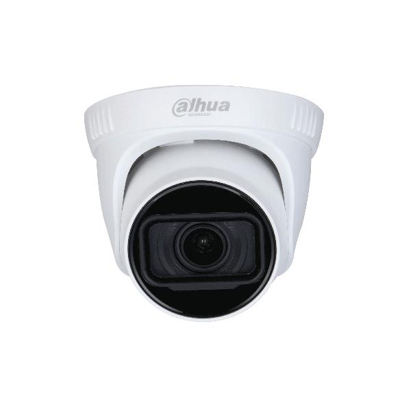 Camera de supraveghere HDCVI Turret, 2MP, IR 40m, 2.7-12mm, Dahua HAC-T3A21-Z-2712