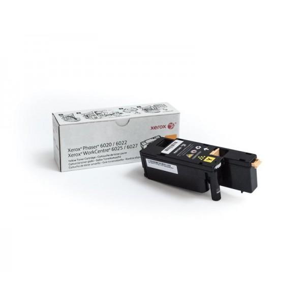 XEROX 106R02762 YELLOW TONER CARTRIDGE