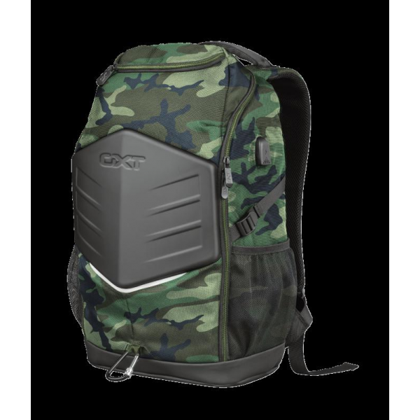 """Trust GXT 1255 Outlaw Backpack Camo 15"""""""