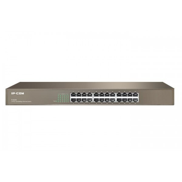 IP-COM 24 PORT 10/100MBPS RACK SWITCH