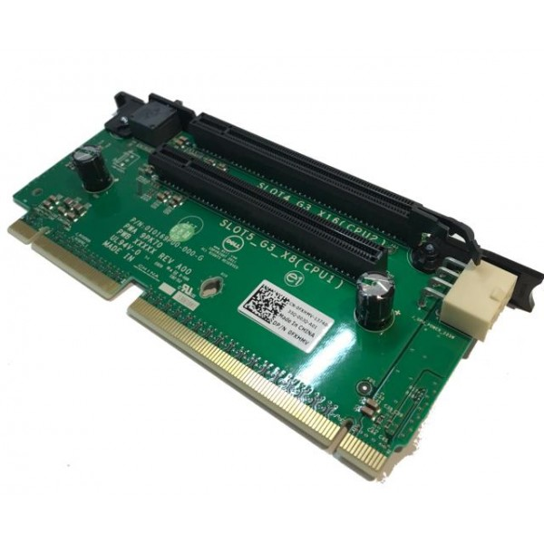 DL Riser with One x16 PCIe Gen3 LP