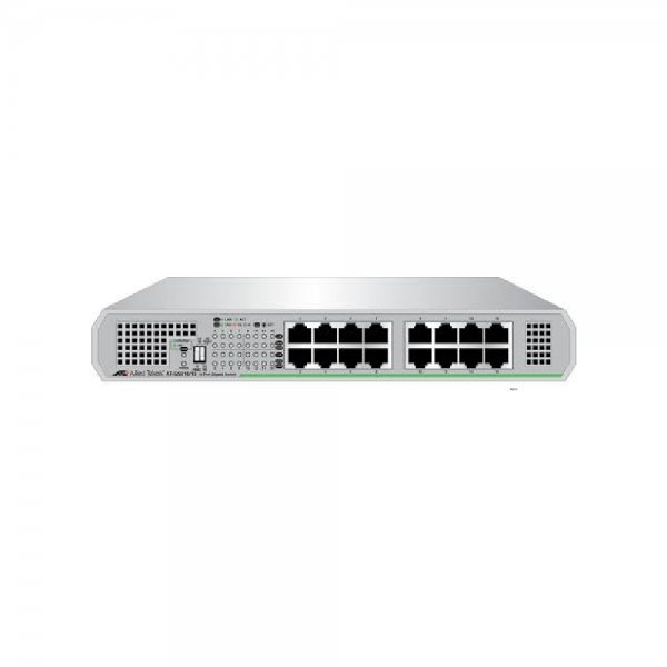16 port 10/100/1000TX unmanaged switch
