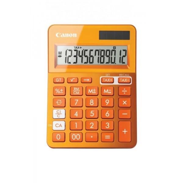 CANON LS123KOR CALCULATOR 12 DIGITS