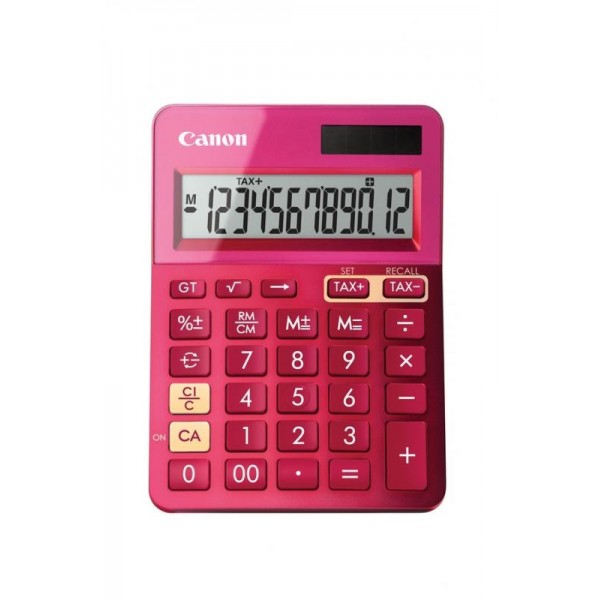 CANON LS123KPK CALCULATOR 12 DIGITS