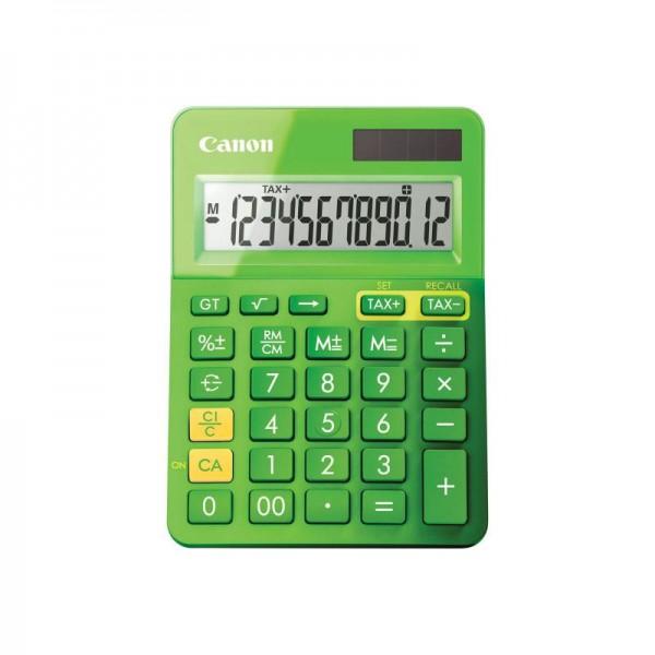 CANON LS123KGR CALCULATOR 12 DIGITS