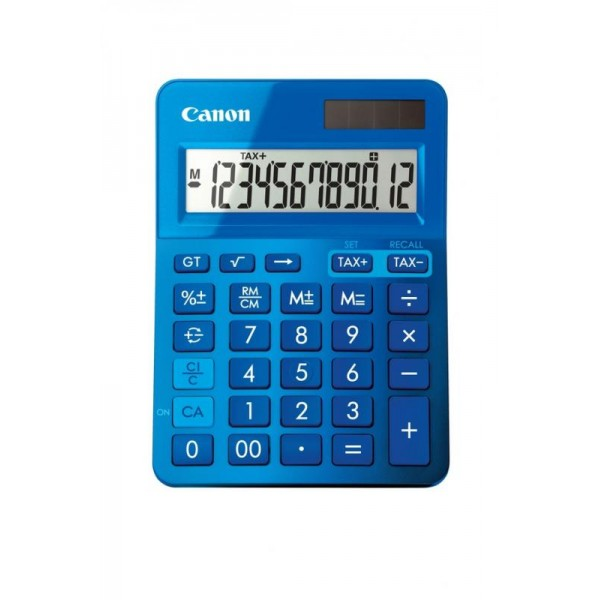 CANON LS123KBL CALCULATOR 12 DIGITS