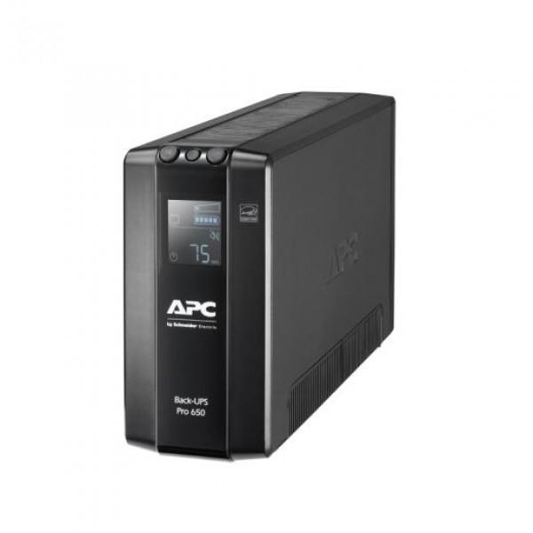 Back UPS Pro BR 650VA, 6 Outlets, AVR