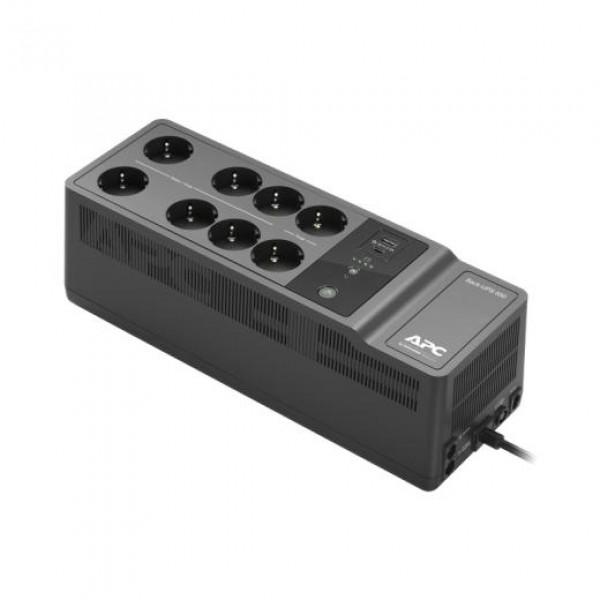 APC Back-UPS 850VA, 230V, USB Type-C and