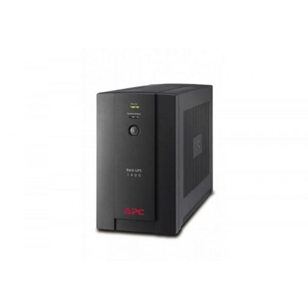 APC BACK-UPS 1400VA AVR SCHUKO