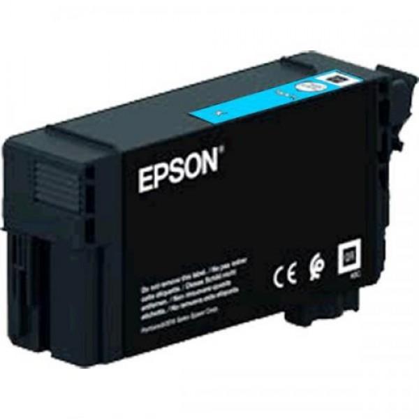 EPSON T40D240 CYAN INKJET CARTRIDGE