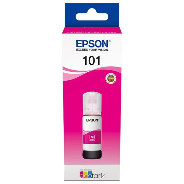 EPSON 101 ECOTANK MAGENTA INK BOTTLE
