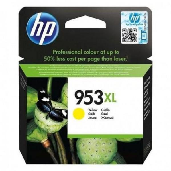 HP F6U18AEYELLOW INKJET CARTRIDGE