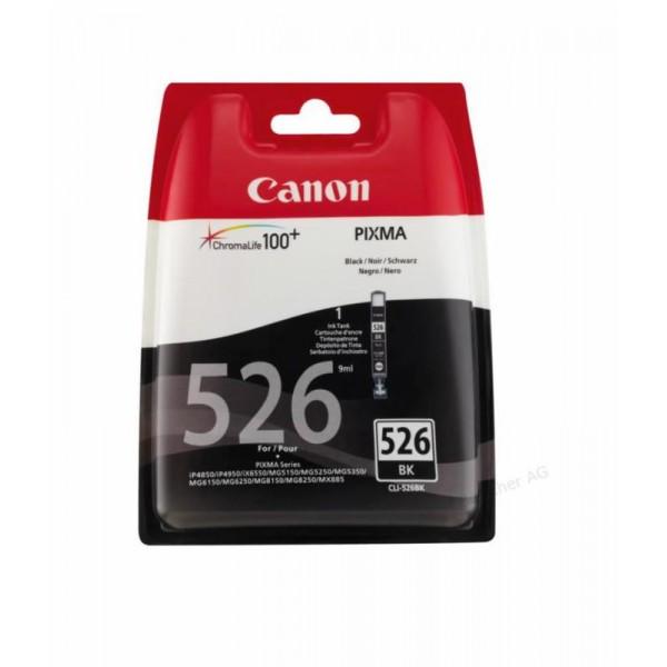 CANON CLI-526B BLACK INKJET CARTRIDGE