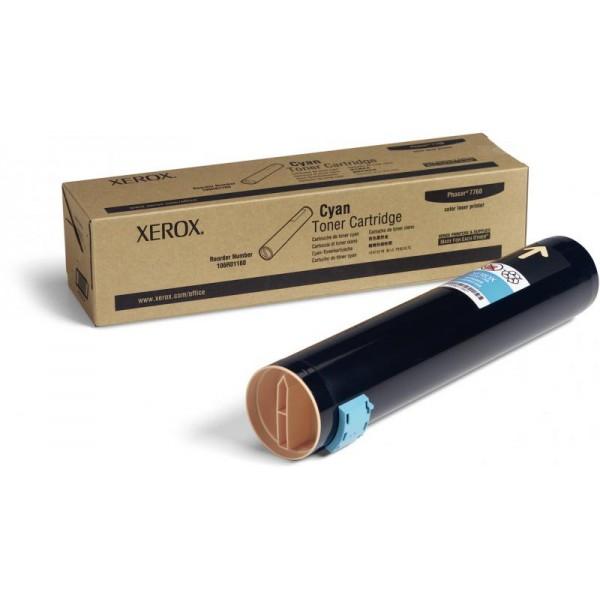 XEROX 106R01160 CYAN TONER CARTRIDGE