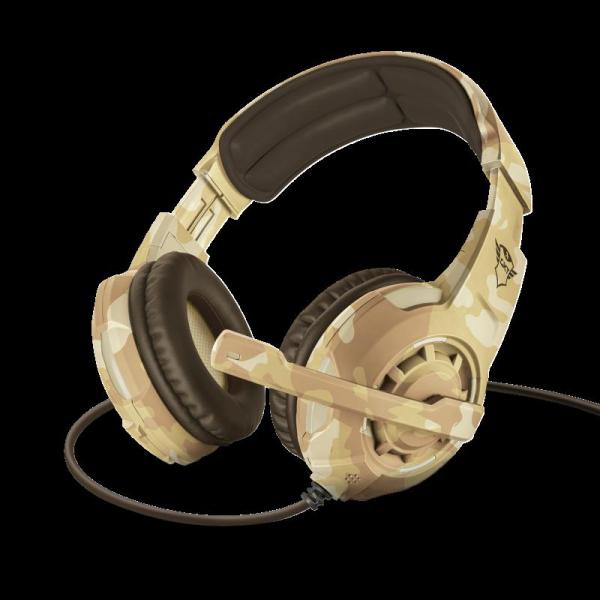Trust GXT 310D Radius Gam Headset - Camo
