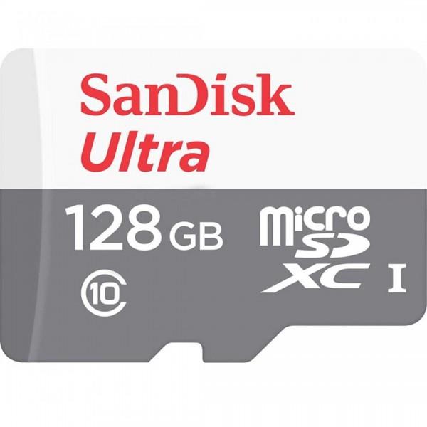 MICROSD 128GB CL10 SDSQUNR-128G-GN6TA