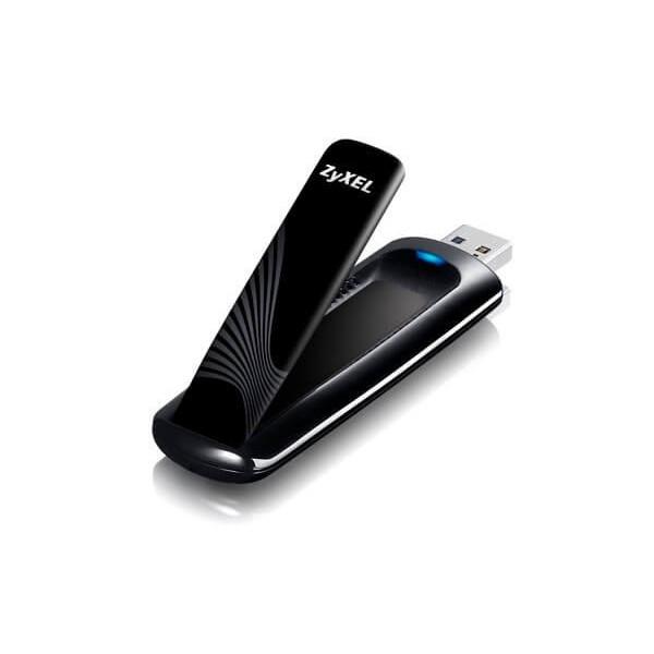 ZYXEL WRE6605 USB NETWORK ADAPTER AC1200