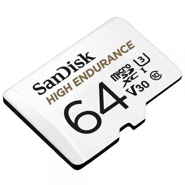 MICROSDXC 64GB CL10 U3 SANDISK