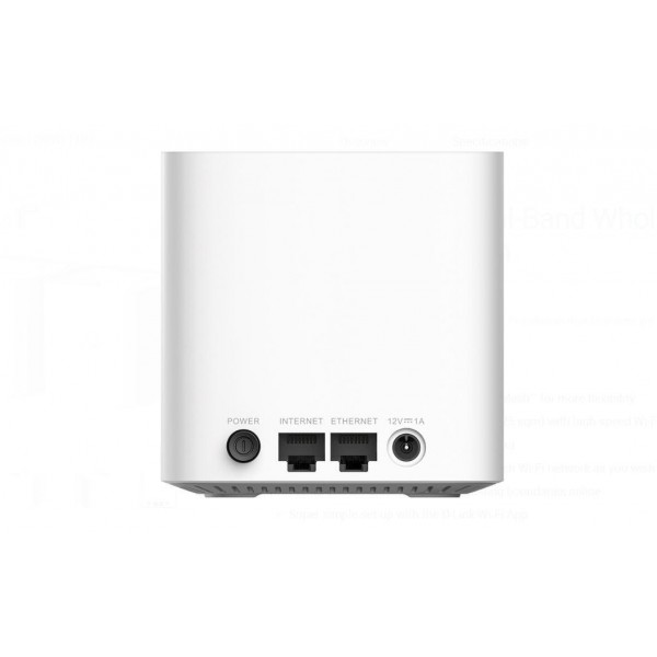 D-LINK AC1200 WHOLE HOME WI-FI 2PACK