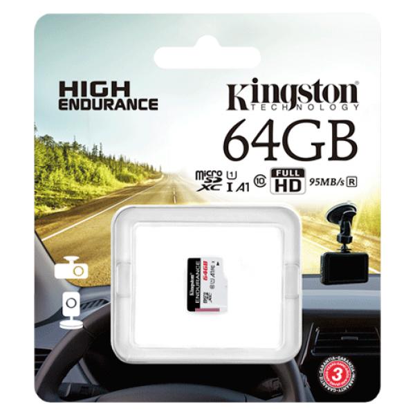MICROSD 64 CLASS 10 UHS-I SDCE/64GB W/A