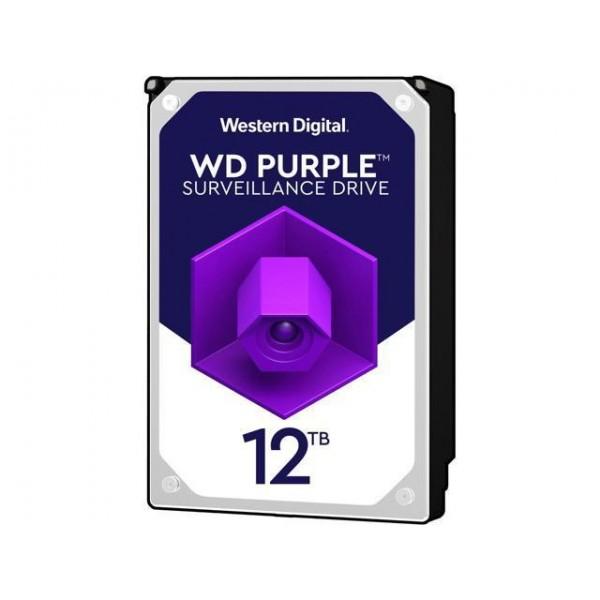 WD HDD 3.5 12TB SATA WD121PURZ