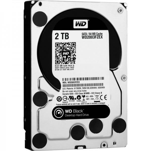 WD HDD3.5 2TB SATA WD2003FZEX
