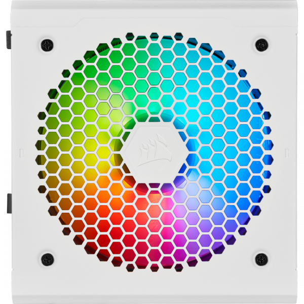 CR PSU CX750F RGB White 750W 80+ Bronze
