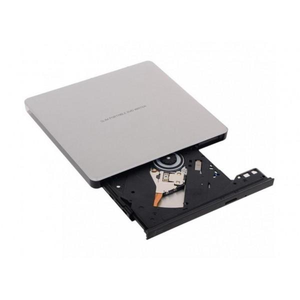 Ultra Slim Portable DVD-R Hitachi-LG Sil