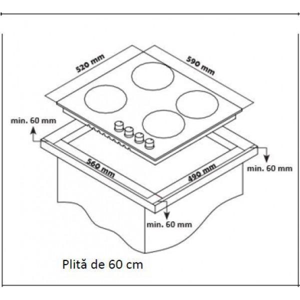 PLITA BUILT IN HEINNER HBH-S584WI-IX