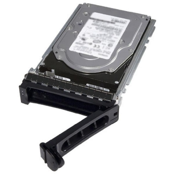 Dell 600GB 10K RPM SAS 12Gbps 512n 2.5in