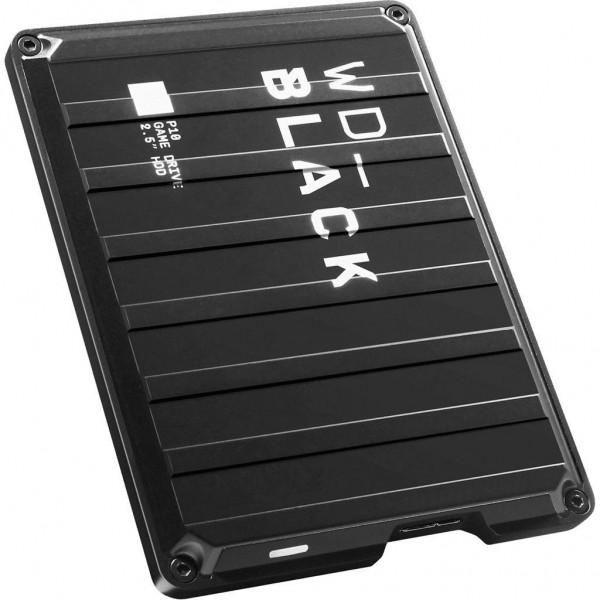 "EHDD 5TB WD 2.5"" BLACK P10 GAME DRIVE"