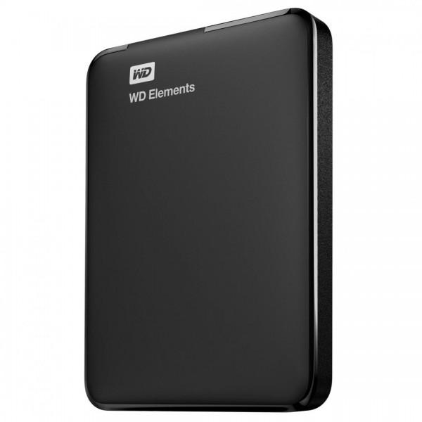 """EHDD 1TB WD 2.5"""" ELEMENTS USB3.0 BK WESN"""