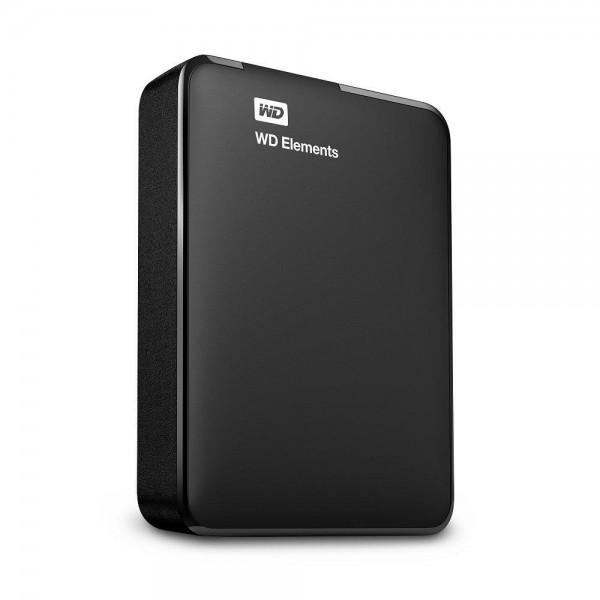 """EHDD 2TB WD 2.5"""" ELEMENTS USB3.0 BK WESN"""