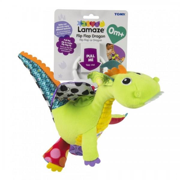 Lamaze- Dragonul cu aripi magice