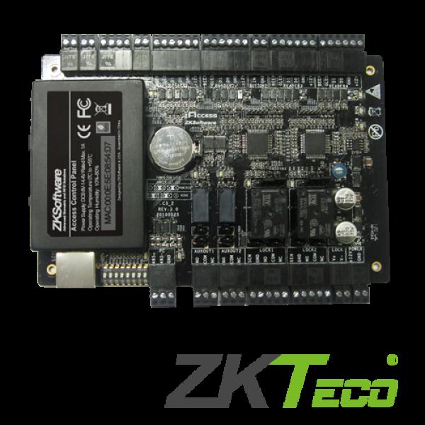 Centrala de control acces pentru 2 usi bidirectionale -ZKTeco C3-200