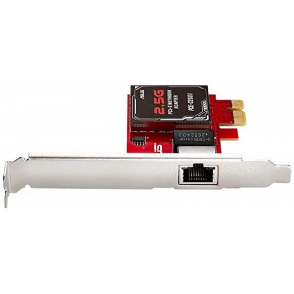 ASUS PCE-C2500 2.5GBASE-T PCIE ADAPTER